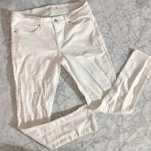 Levi's Jeans - Levi's 711 Skinny Jeans in Clean White NWOT